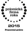 PFR 2015 - pracovne pravo