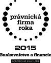 PFR 2015 - Bankovnictvo a financie - doporučované