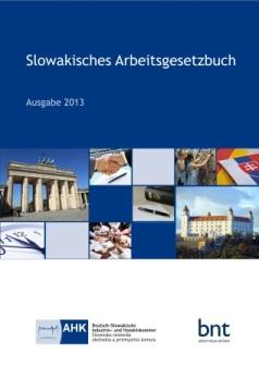 Zákonník práce v nemeckom jazyku
