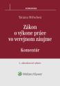 Zákon o výkone práce vo verejnom záujme - 2., aktualizované vydanie (E-kniha)
