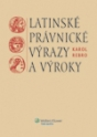 Latinské právnické výrazy a výroky