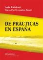De prácticas en Espaňa + CD