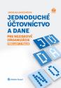 Jednoduché účtovníctvo a dane pre neziskové organizácie - príklady z praxe