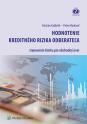 Hodnotenie kreditného rizika odberateľa (E-kniha)