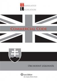 Obchodný zákonník – Commercial code