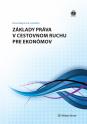 Základy práva v cestovnom ruchu pre ekonómov (E-kniha)