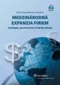 Medzinárodná expanzia firiem – stratégie, partnerstvá a ľudské zdroje (E-kniha)
