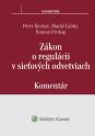 Zákon o regulácii v sieťových odvetviach - komentár