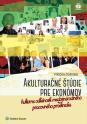 Akulturačné štúdie pre ekonómov (E-kniha)