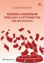 Riešené a neriešené príklady z účtovníctva pre maturantov (E-kniha)