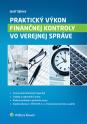 Praktický výkon finančnej kontroly vo verejnej správe (E-kniha)