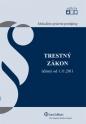 Trestný zákon účinný od 1. 11. 2011 (E-kniha)