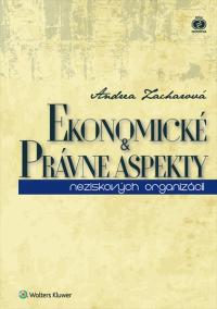 Ekonomické a právne aspekty neziskových organizácií (E-kniha)
