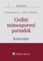 Civilný mimosporový poriadok - komentár (E-kniha)