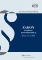 Zákon o konkurze a reštrukturalizácii  účinný od 1. 1. 2012