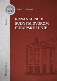 Konania pred Súdnym dvorom Európskej únie
