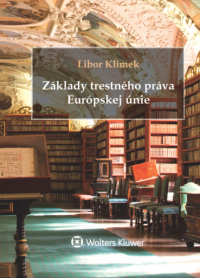 Základy trestného práva Európskej únie (E-kniha)