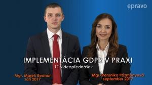 Kompletný sprievodca GDPR / Kompletní průvodce GDPR (SR / ČR)